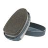 Sponge for polishing footwear collonil, black , 990-6100 - 26