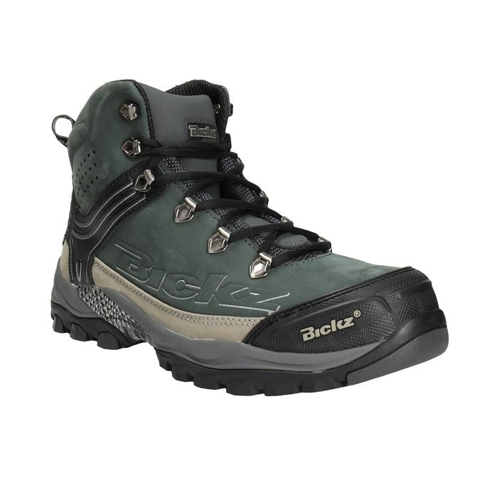 Men's Bickz 202 work shoes bata-industrials, black , 846-6613 - 13