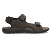 Leather sandals with Velcro fasteners weinbrenner, 866-4631 - 19