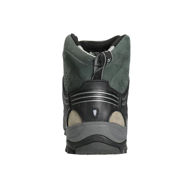 Men's Bickz 202 work shoes bata-industrials, black , 846-6613 - 16