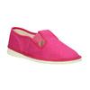 Children's pink slippers bata, pink , 279-5121 - 13