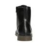 Children's Lace-Up Boots mini-b, black , 391-6407 - 16
