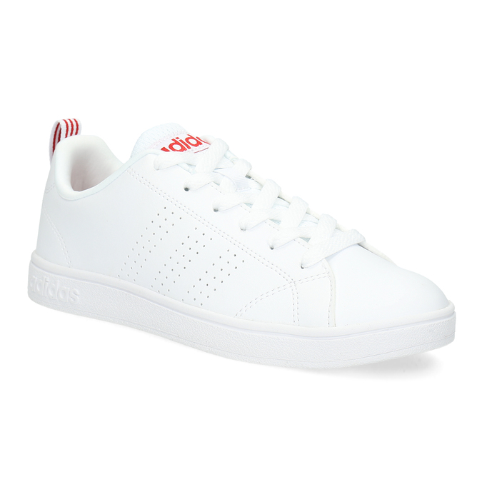 Ladies' White Sneakers adidas, white , 501-5500 - 13
