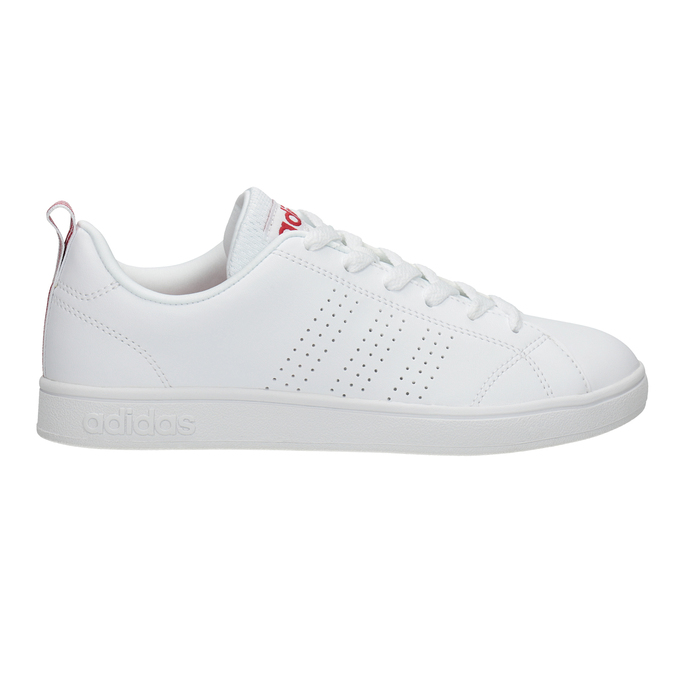 Ladies' White Sneakers adidas, white , 501-5500 - 26