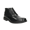 Leather Ankle Boots rockport, black , 894-6036 - 13