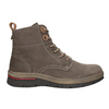 Ladies' Leather Winter Boots weinbrenner, brown , 596-4666 - 26