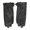 Ladies' leather gloves bata, black , 904-6129 - 16