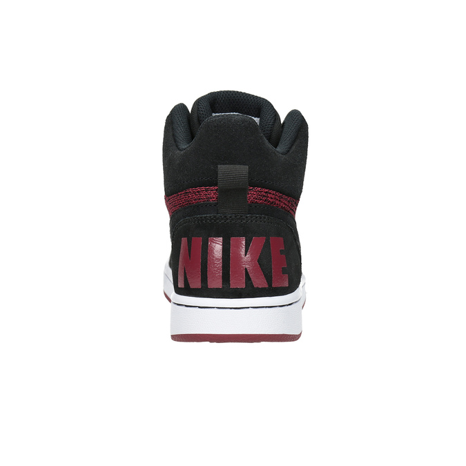 Children's High-Top Sneakers nike, red , 401-5405 - 15