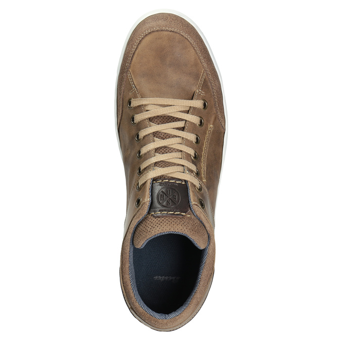 Casual men's sneakers bata, 846-8927 - 15
