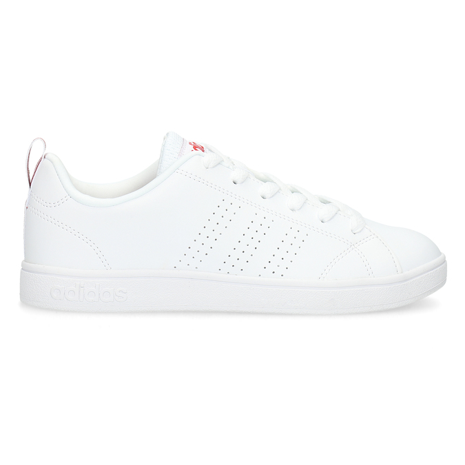 Ladies' White Sneakers adidas, white , 501-5500 - 19