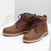 Men's Winter Ankle Boots bata, brown , 896-3677 - 16